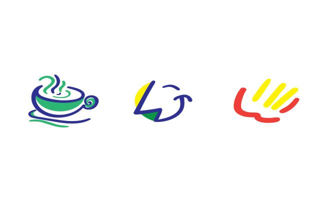 I will create a logo for you 4 - kwork.com