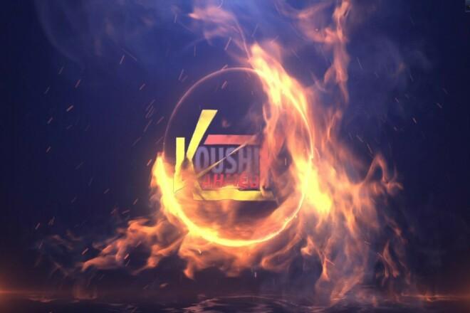 I Will Create 2 Amazing Video Intro or Logo Intro Animation 1 - kwork.com