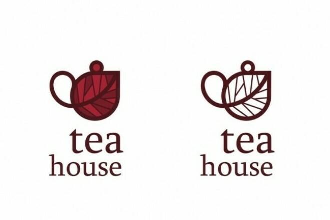 Stylish logo for your business 2 - kwork.com