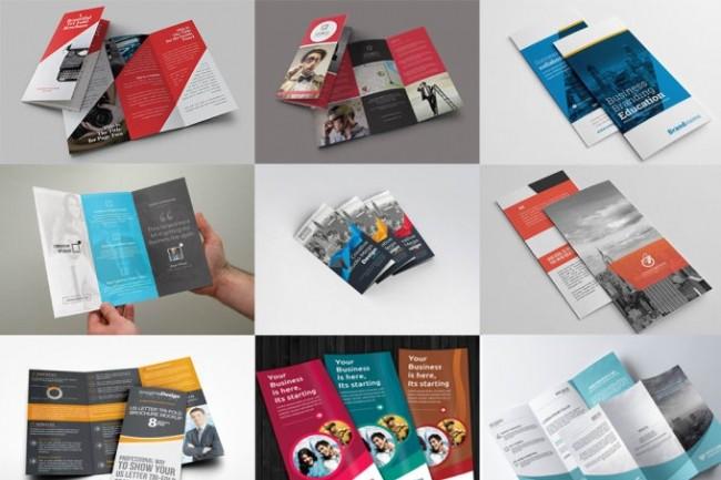 I will design a professional  flyer or leaflet 1 - kwork.com