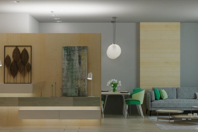 Interior Design 14 - kwork.com