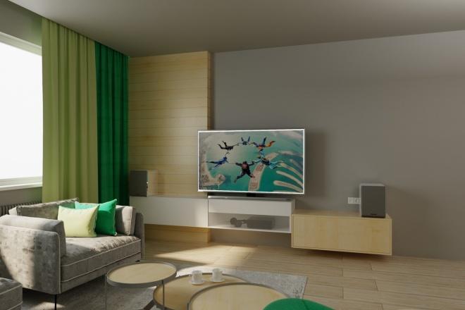 Interior Design 16 - kwork.com