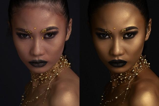 High-End beauty retouch 3 - kwork.com