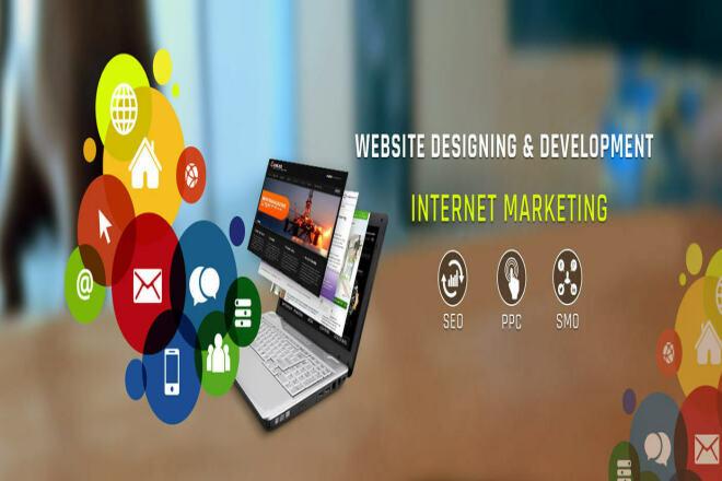 Create a website  4 - kwork.com