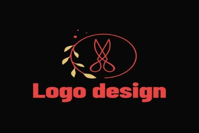 I design a logo 1 - kwork.com