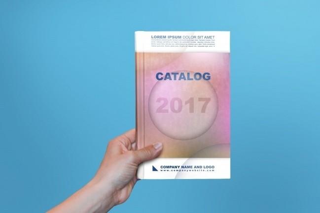 Design of the catalog page, book, magazine, menu 1 - kwork.com