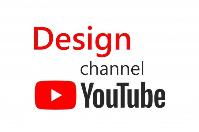 YouTube channel design 6 - kwork.com