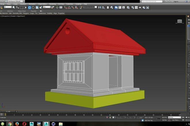 3D-modeling 1 - kwork.com