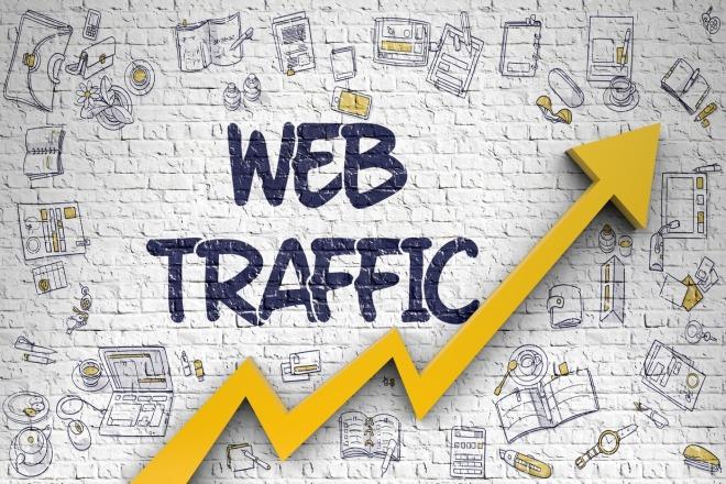 4000 Website Traffic, And Bonus 1 - kwork.com