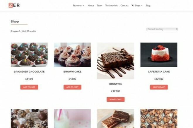 Online store on WordPress 2 - kwork.com
