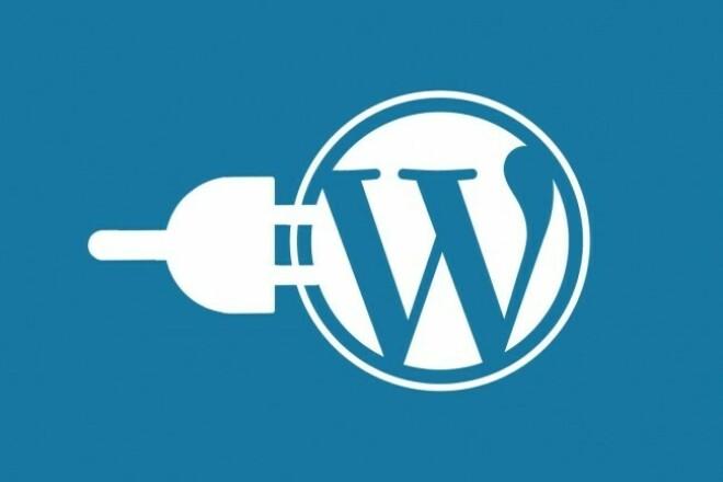 Html design to Wordpress template 1 - kwork.com