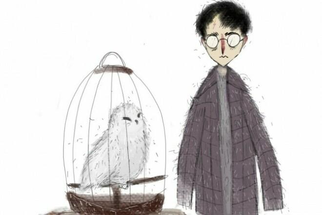 I will create children book illustration 3 - kwork.com