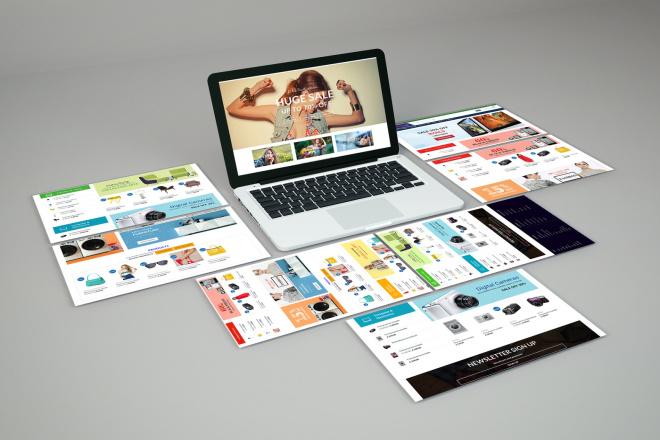 I will create an eCommerce website using Woocomerce 5 - kwork.com