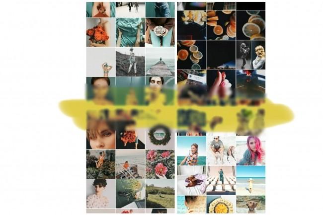 Create a banner for Instagram 5 - kwork.com