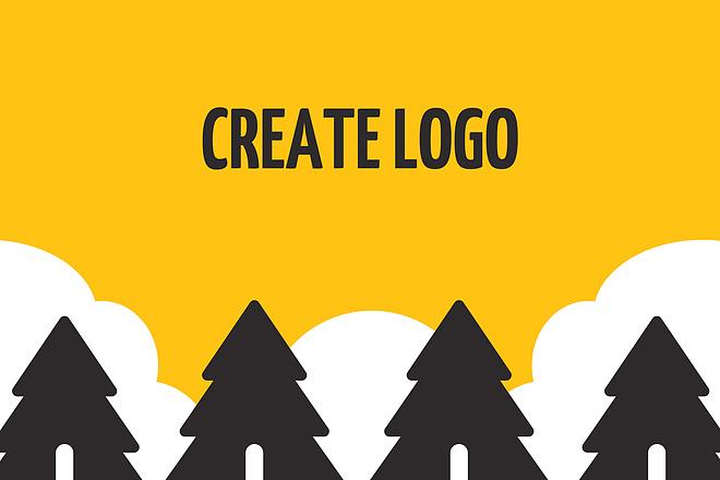 5 logos for your company 1 - kwork.com