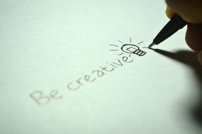 I will do any creative writing 1 - kwork.com