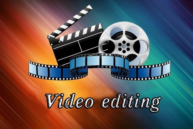 Video editing 1 - kwork.com