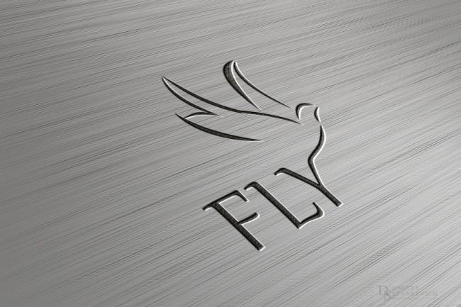Logo by a sketch. Favicon as a gift 2 - kwork.com