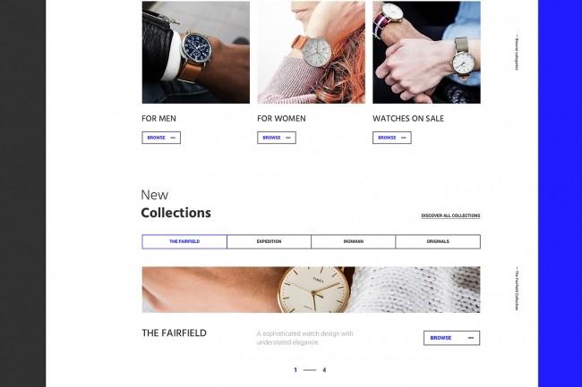 Design web-site 2 - kwork.com