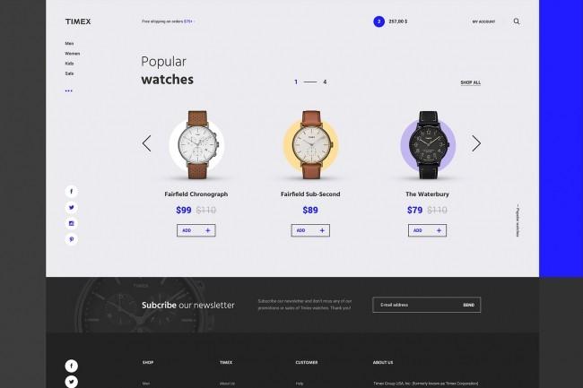 Design web-site 3 - kwork.com