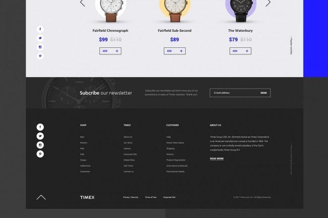 Design web-site 4 - kwork.com