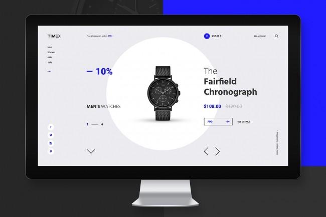 Design web-site 7 - kwork.com