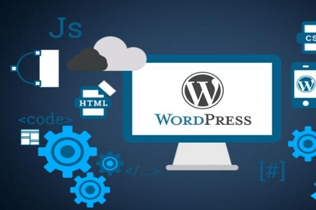 Make a website on WordPress 1 - kwork.com
