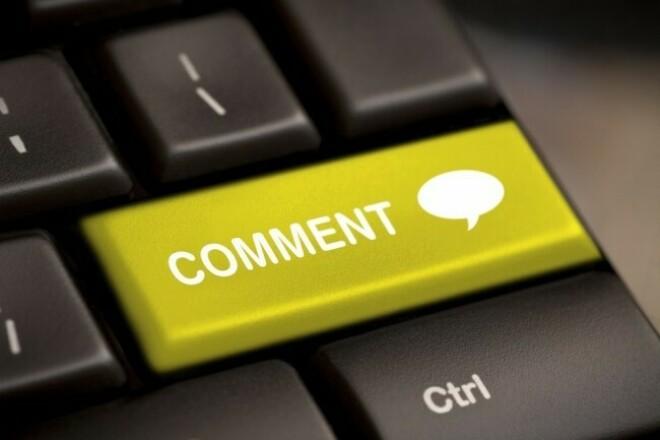 15 comments for your blog, website or forum 1 - kwork.com