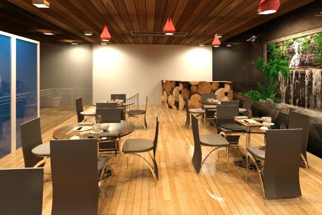 I will Draft, Design, Model, Render buildings 5 - kwork.com