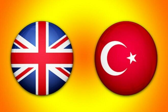 Translation from English to Turkish and vice versa 1 - kwork.com