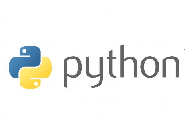 Professional python script, python coding project 1 - kwork.com