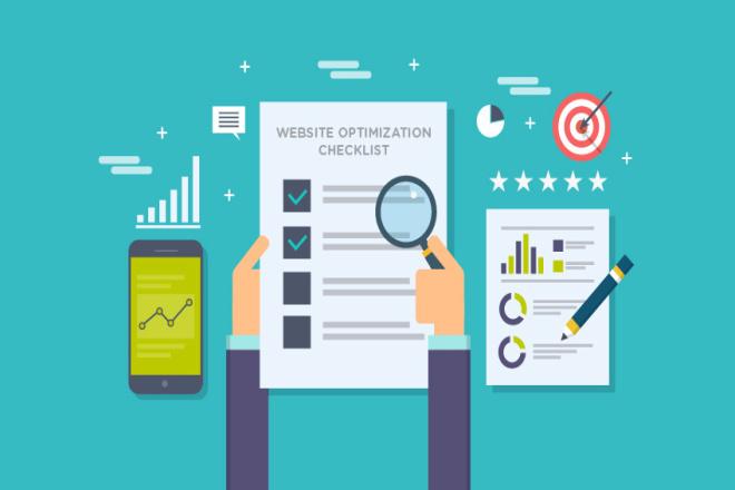 Website Optimization 1 - kwork.com