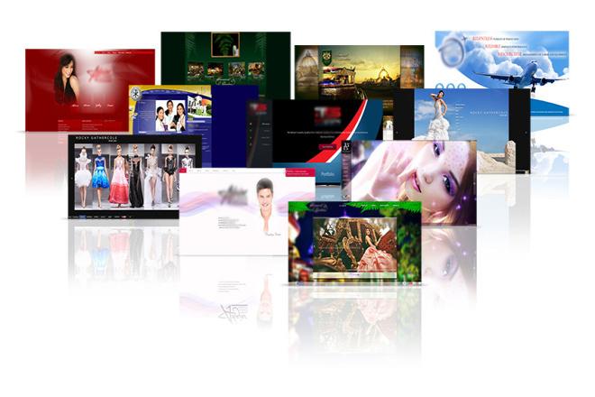 Create digital designs. Website design 4 - kwork.com
