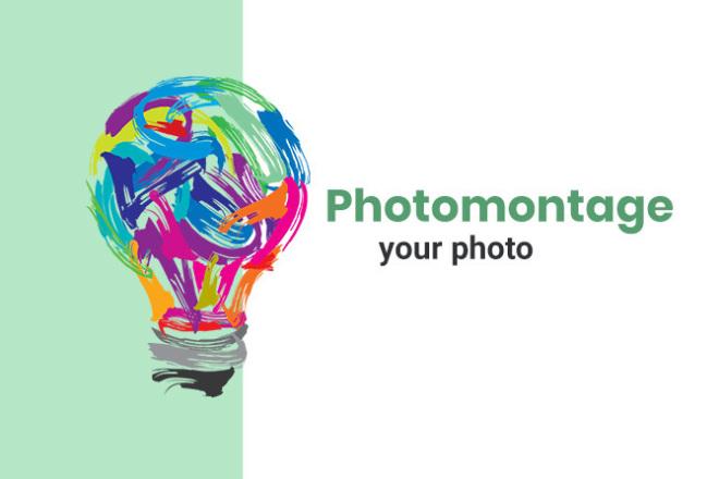 Photomontage your photo 4 - kwork.com