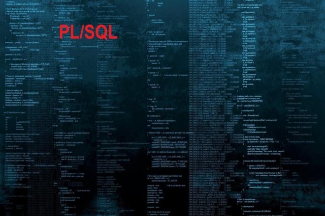 Plsql Programming 2 - kwork.com