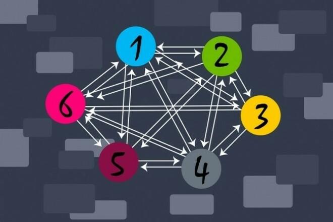 I will do internal linking SEO optimization for website 1 - kwork.com