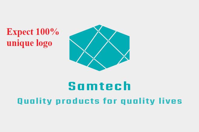 I will design unique business logo 6 - kwork.com