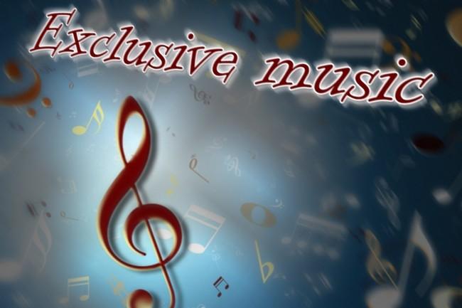 Exclusive music 2 - kwork.com