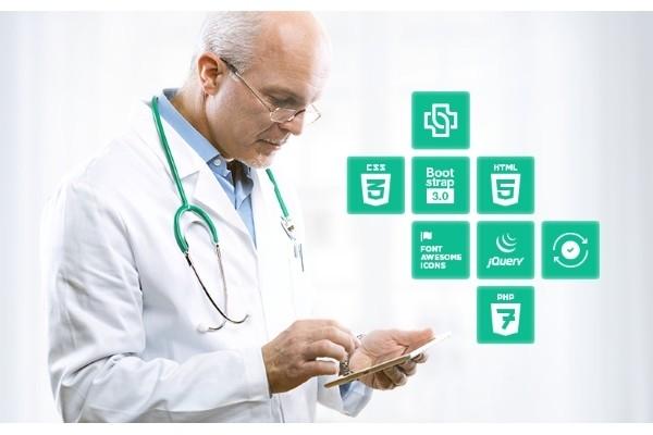Site Medical Center 2.0. Aspro. License as a gift 1 - kwork.com