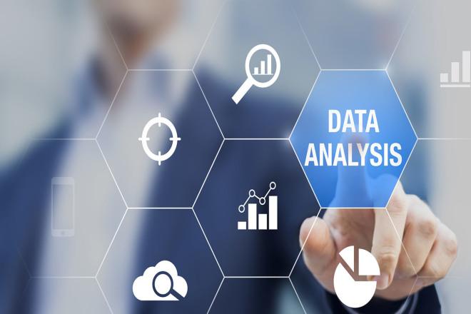 I will do Excel Data Analysis 1 - kwork.com