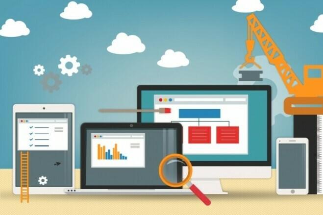 Turnkey Site Development 1 - kwork.com