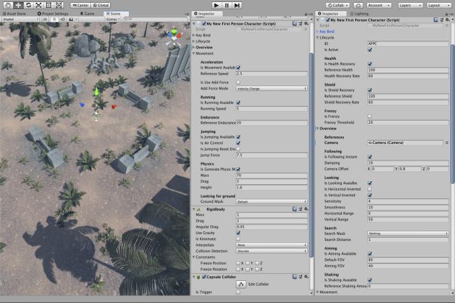 C# scripts for Unity 3D 1 - kwork.com