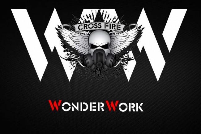 Create a logo from scratch 1 - kwork.com