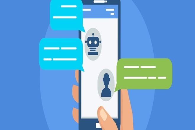 Chat bot for Facebook 1 - kwork.com