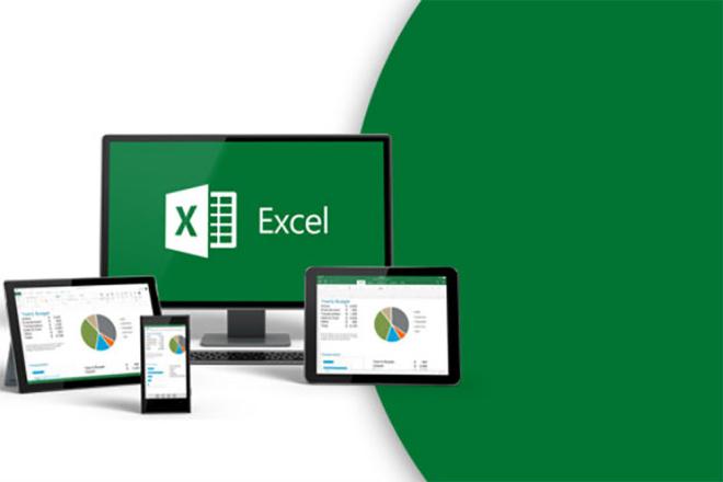 Process any data on excel, create formulas, models, organize data 2 - kwork.com