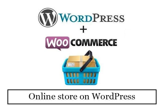 Online store on WordPress 1 - kwork.com