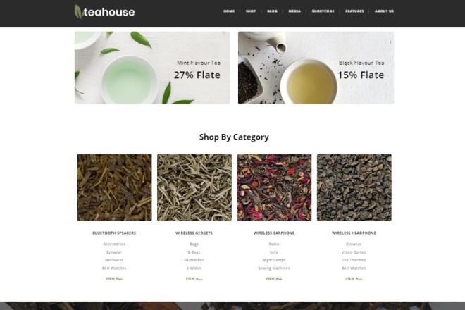 Online store on WordPress 5 - kwork.com