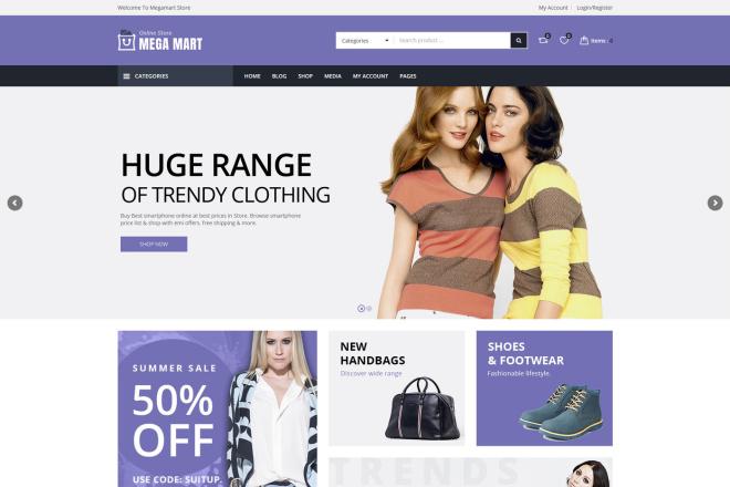 Online store on WordPress 7 - kwork.com