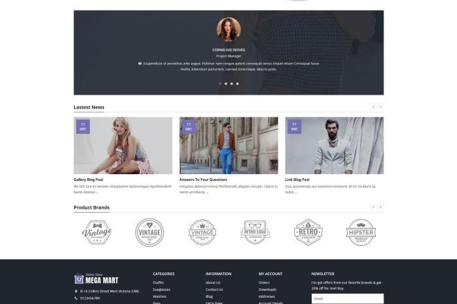 Online store on WordPress 9 - kwork.com