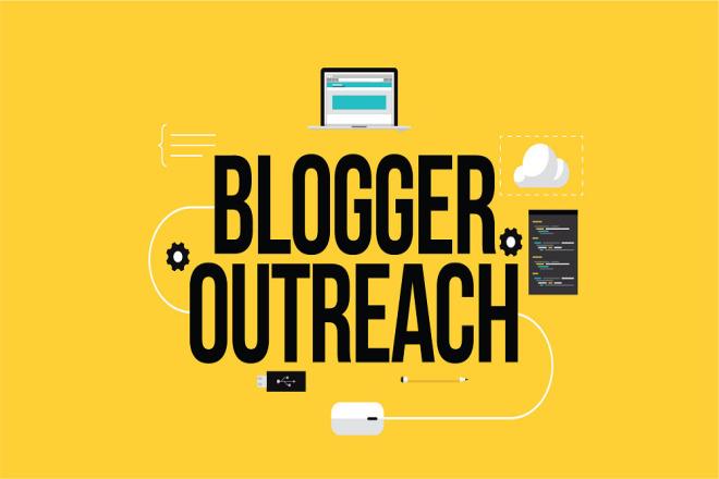 Blogger Outreach guest posting 1 - kwork.com